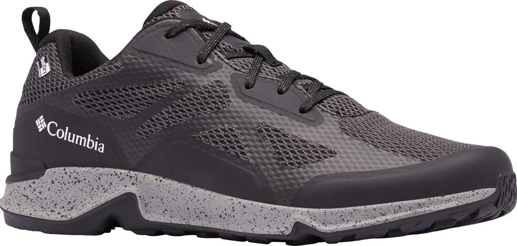 Men's Columbia Vitesse OutDry Hiking Shoe, Black/White, large, image 1