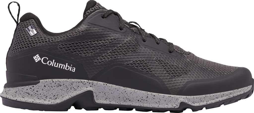 Men's Columbia Vitesse OutDry Hiking Shoe, Black/White, large, image 2