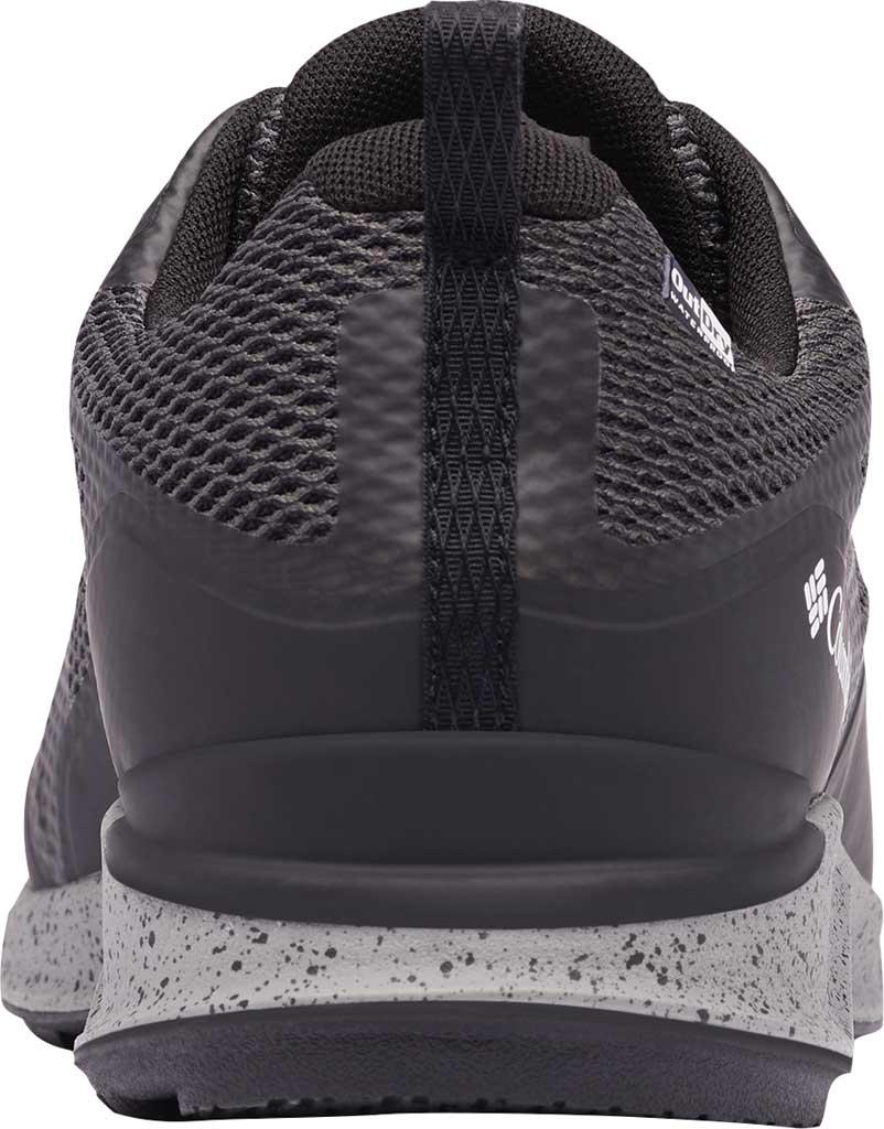 Men's Columbia Vitesse OutDry Hiking Shoe, Black/White, large, image 4