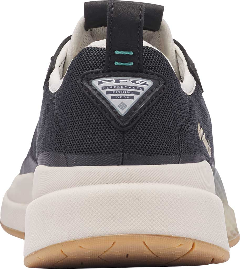 Women's Columbia Low Drag PFG Sneaker, Black/Copper Ore, large, image 4