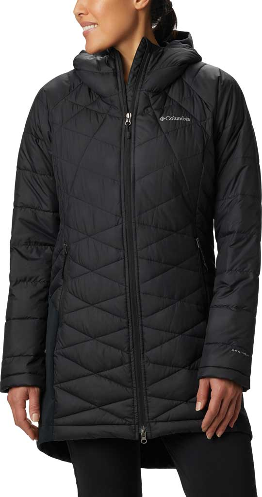Women's Columbia Heavenly Long Hybrid Jacket, , large, image 1