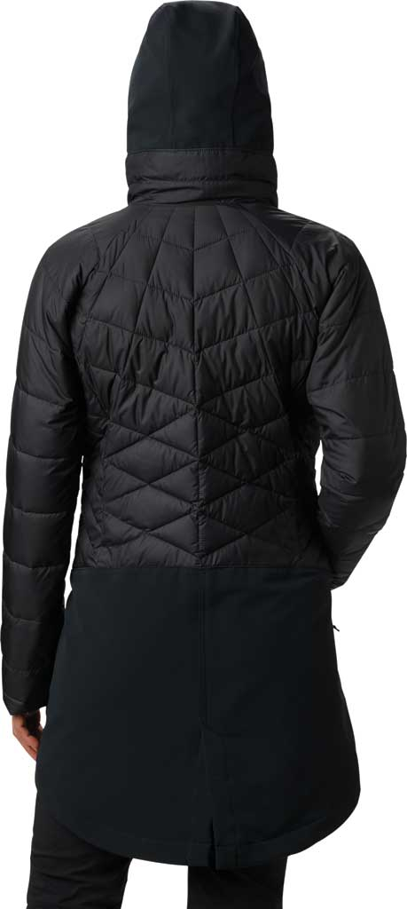 Women's Columbia Heavenly Long Hybrid Jacket, , large, image 2
