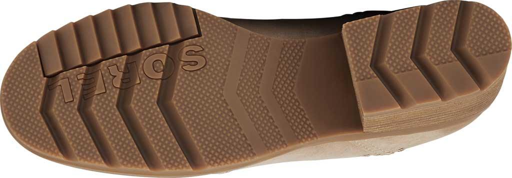 Women's Sorel Cate Chelsea Waterproof Boot, Sandy Tan Waterproof Full Grain Leather/Gore, large, image 6