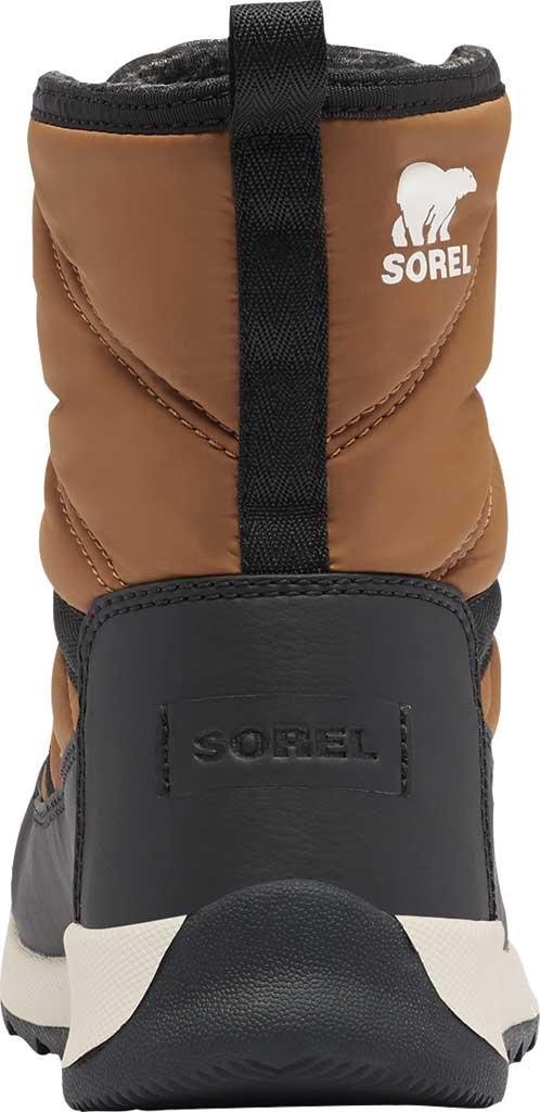 Women's Sorel Whitney II Short Lace Waterproof Boot, Elk Waterproof Nylon/Polyurethane, large, image 4