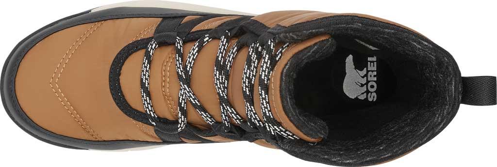 Women's Sorel Whitney II Short Lace Waterproof Boot, Elk Waterproof Nylon/Polyurethane, large, image 5