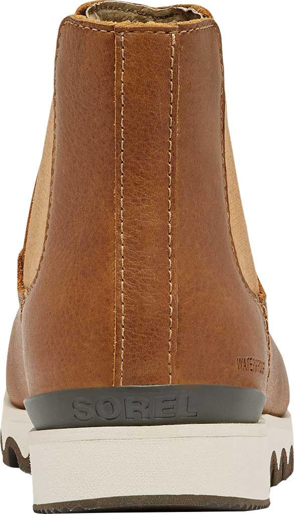 Men's Sorel Kezar Chelsea Waterproof Boot, Elk Waterproof Full Grain Leather, large, image 4