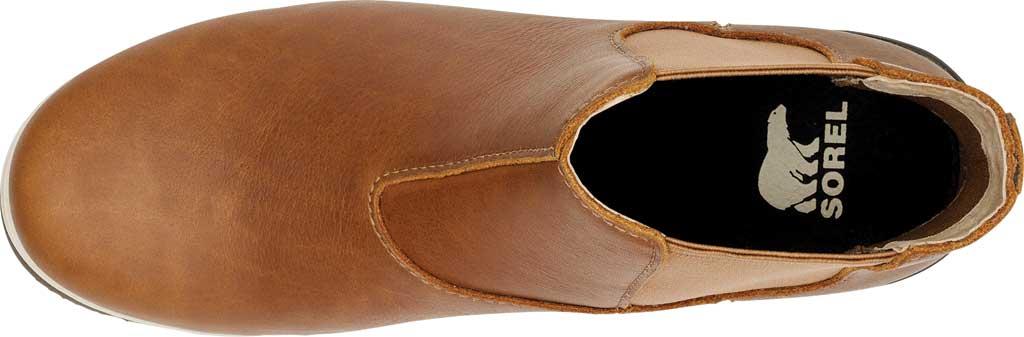 Men's Sorel Kezar Chelsea Waterproof Boot, Elk Waterproof Full Grain Leather, large, image 5