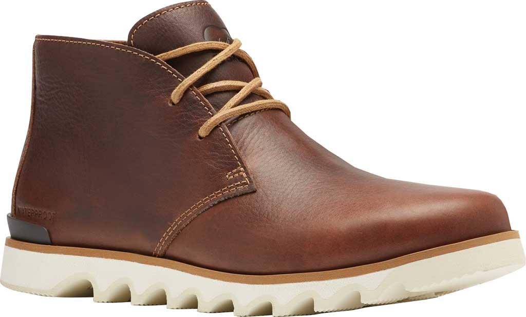 Men's Sorel Kezar Chukka Waterproof Boot, Elk Waterproof Full Grain Leather, large, image 1