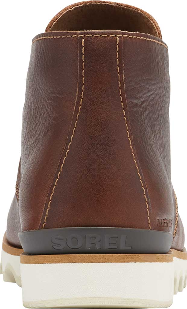 Men's Sorel Kezar Chukka Waterproof Boot, Elk Waterproof Full Grain Leather, large, image 4