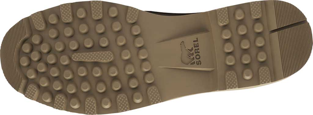 Men's Sorel Caribou Six Waterproof Boot, Khaki II Waterproof Full Grain Leather, large, image 6