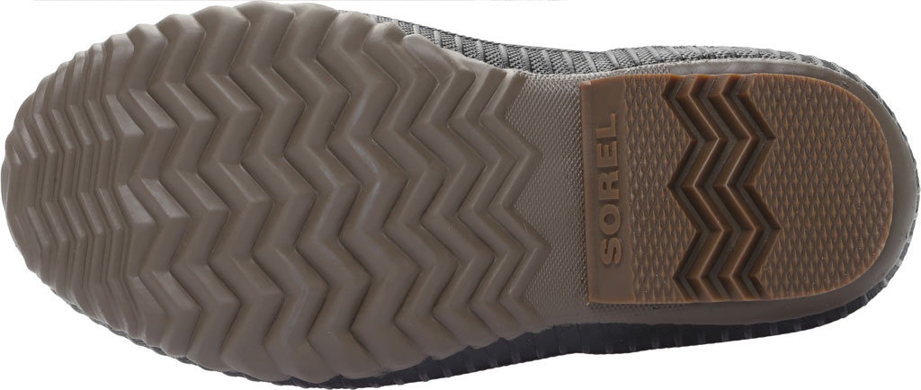 Boys' Sorel Youth Cheyanne II Waterproof Duck Boot, Black Waterproof Suede, large, image 6