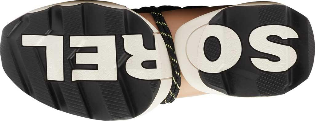 Women's Sorel Kinetic Impact Lace Sneaker, Black Air Mesh, large, image 6