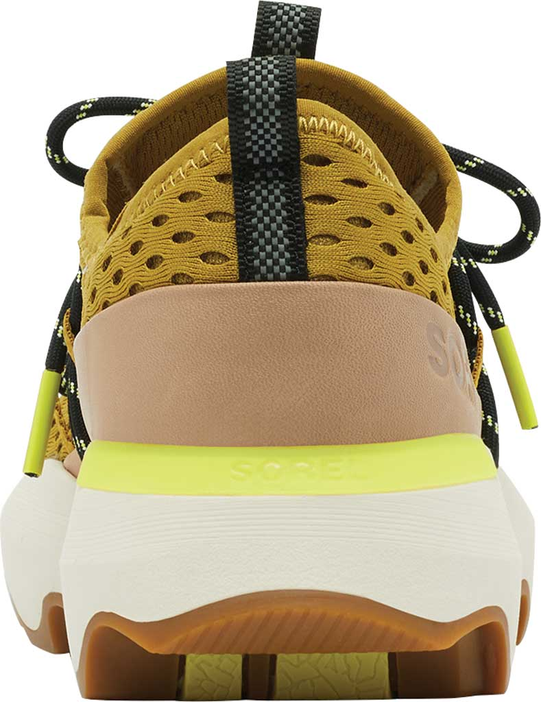 Women's Sorel Kinetic Impact Lace Sneaker, Dioxide Gold Air Mesh, large, image 4