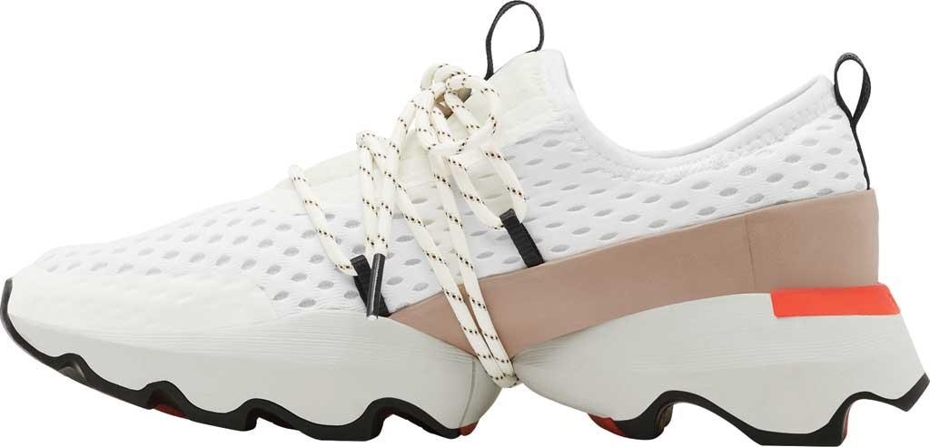 Women's Sorel Kinetic Impact Lace Sneaker, Sea Salt Air Mesh, large, image 3