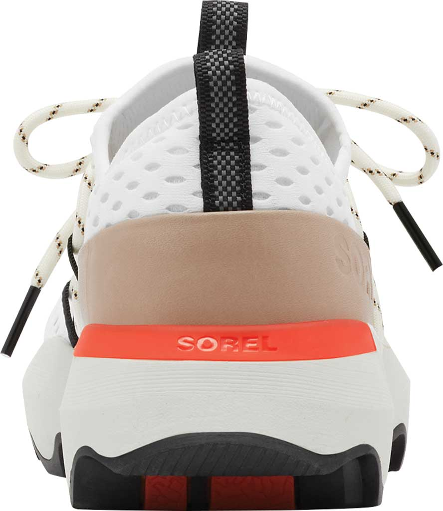 Women's Sorel Kinetic Impact Lace Sneaker, Sea Salt Air Mesh, large, image 4