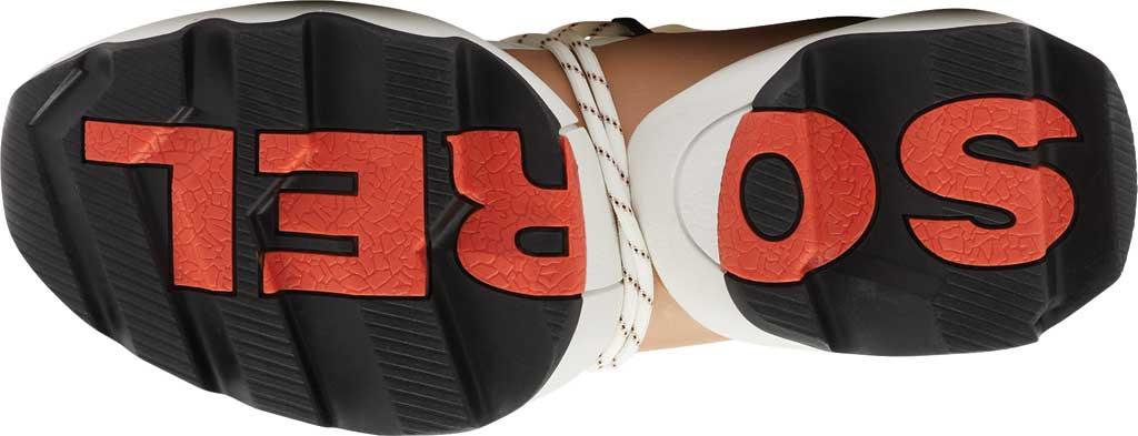 Women's Sorel Kinetic Impact Lace Sneaker, Sea Salt Air Mesh, large, image 6