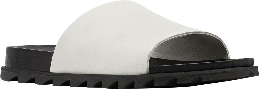 Women's Sorel Roaming Decon Slide, Sea Salt Full Grain Leather, large, image 1