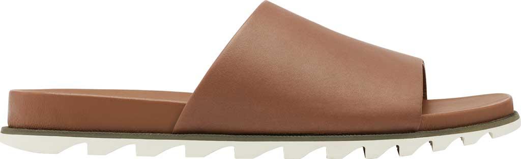 Women's Sorel Roaming Decon Slide, Velvet Tan Full Grain Leather, large, image 2