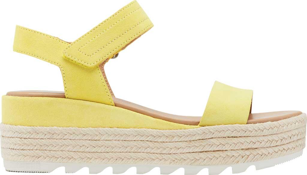 Women's Sorel Cameron Flatform Ankle Strap Sandal, Sunnyside Suede, large, image 2