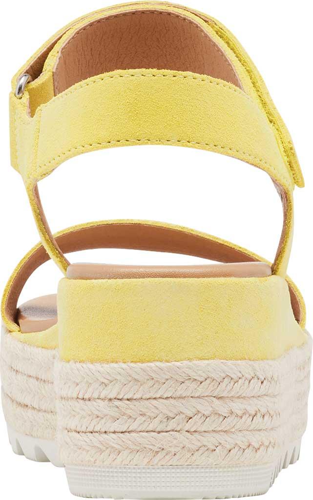 Women's Sorel Cameron Flatform Ankle Strap Sandal, Sunnyside Suede, large, image 4
