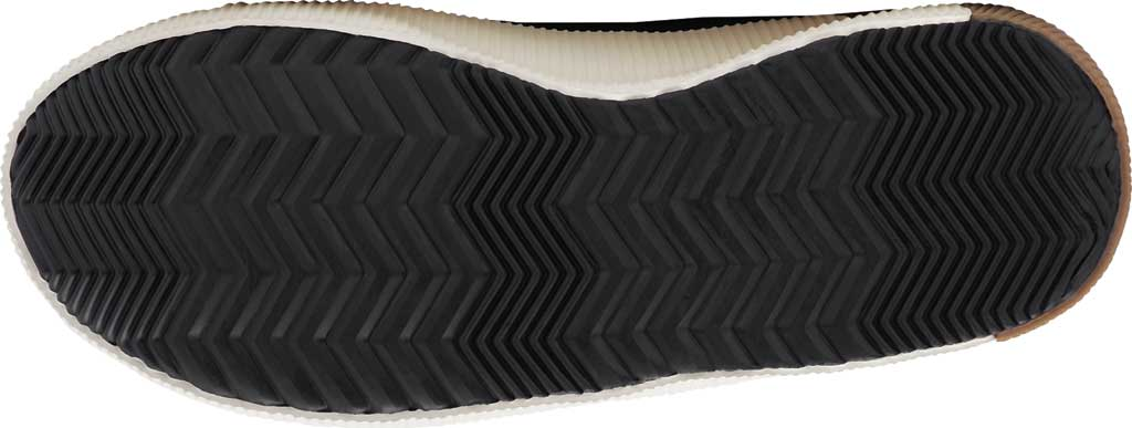 Women's Sorel Out N About Plus Lace Sneaker, Black Waterproof Mesh/Suede, large, image 6