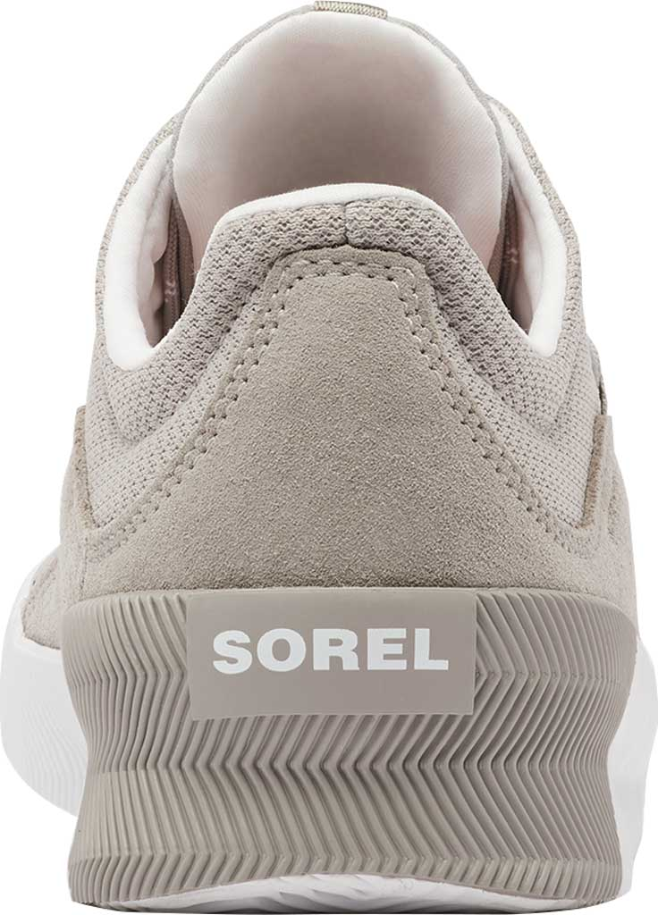 Women's Sorel Out N About Plus Lace Sneaker, Dove Waterproof Mesh/Suede, large, image 4