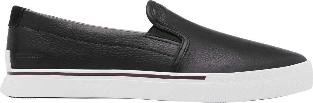 Men's Sorel Caribou Waterproof Slip On Sneaker, Black/Fungi Waterproof Full Grain Leather, large, image 2