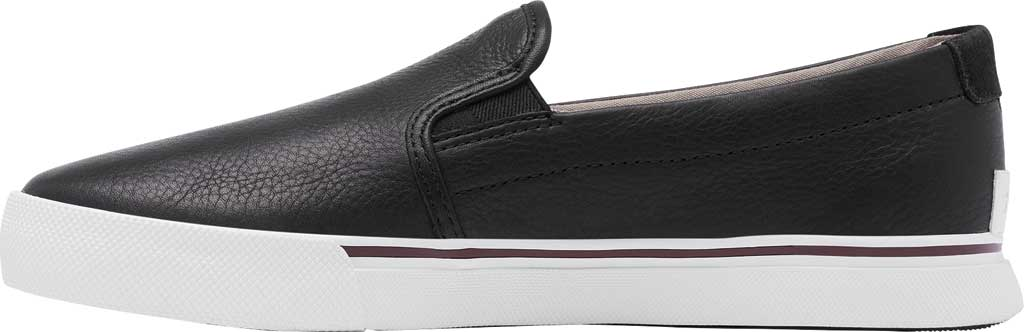Men's Sorel Caribou Waterproof Slip On Sneaker, Black/Fungi Waterproof Full Grain Leather, large, image 3