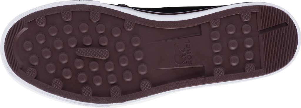 Men's Sorel Caribou Waterproof Slip On Sneaker, Black/Fungi Waterproof Full Grain Leather, large, image 6