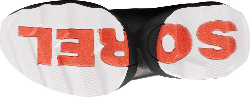 Women's Sorel Kinetic Impact Strap Slip On Sneaker, Black Air Mesh, large, image 6