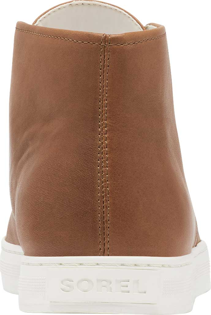 Men's Sorel Caribou Mod Waterproof Chukka, Brown Flora/Sea Salt Waterproof Full Grain Leather, large, image 4
