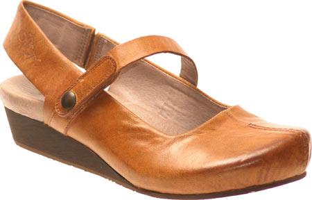Women's OTBT Springfield, Cashew Leather, large, image 1