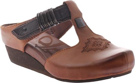Women's OTBT Streams Slip-on, Havana Leather, large, image 1