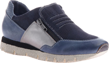 Women's OTBT Sewell Sneaker, Blue Synthetic1, large, image 1