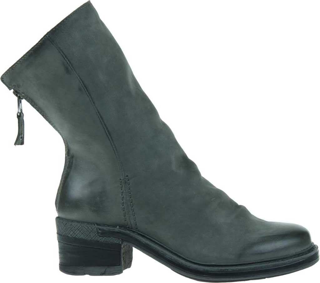 Women's OTBT Fernweh Ankle Boot, Black Leather, large, image 2