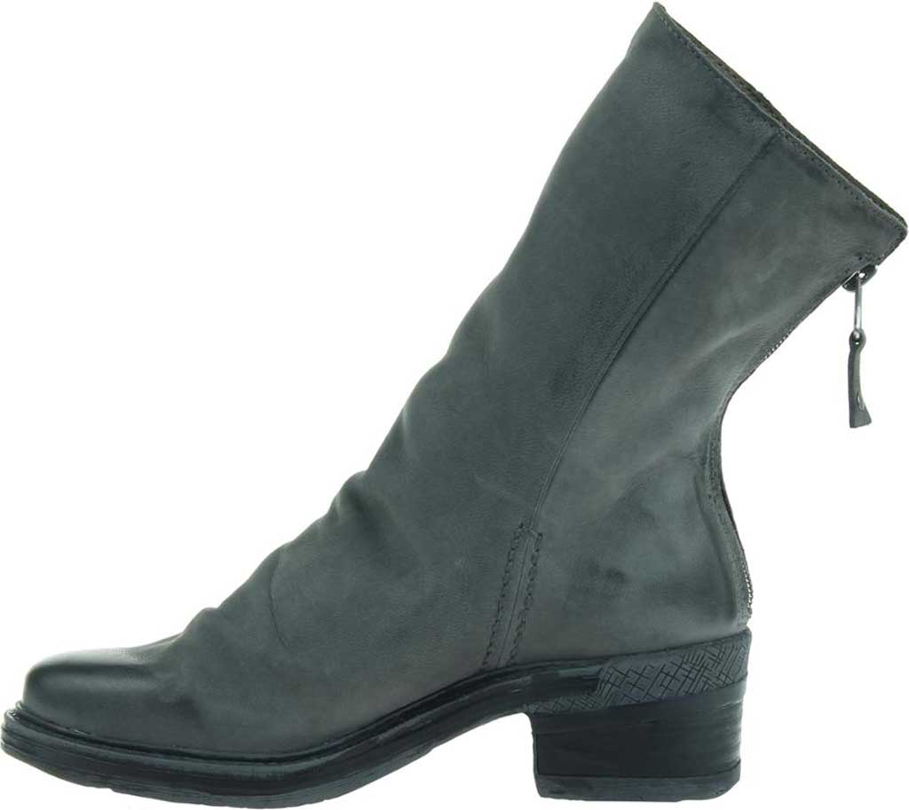 Women's OTBT Fernweh Ankle Boot, Black Leather, large, image 3