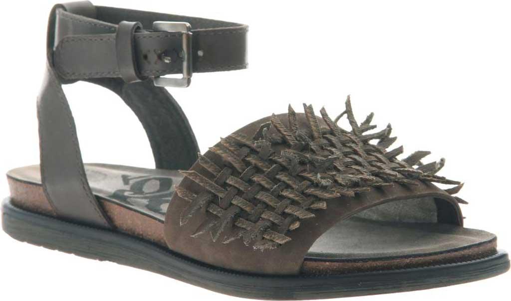 Women's OTBT Voyage Ankle Strap Sandal, Mint Leather, large, image 1