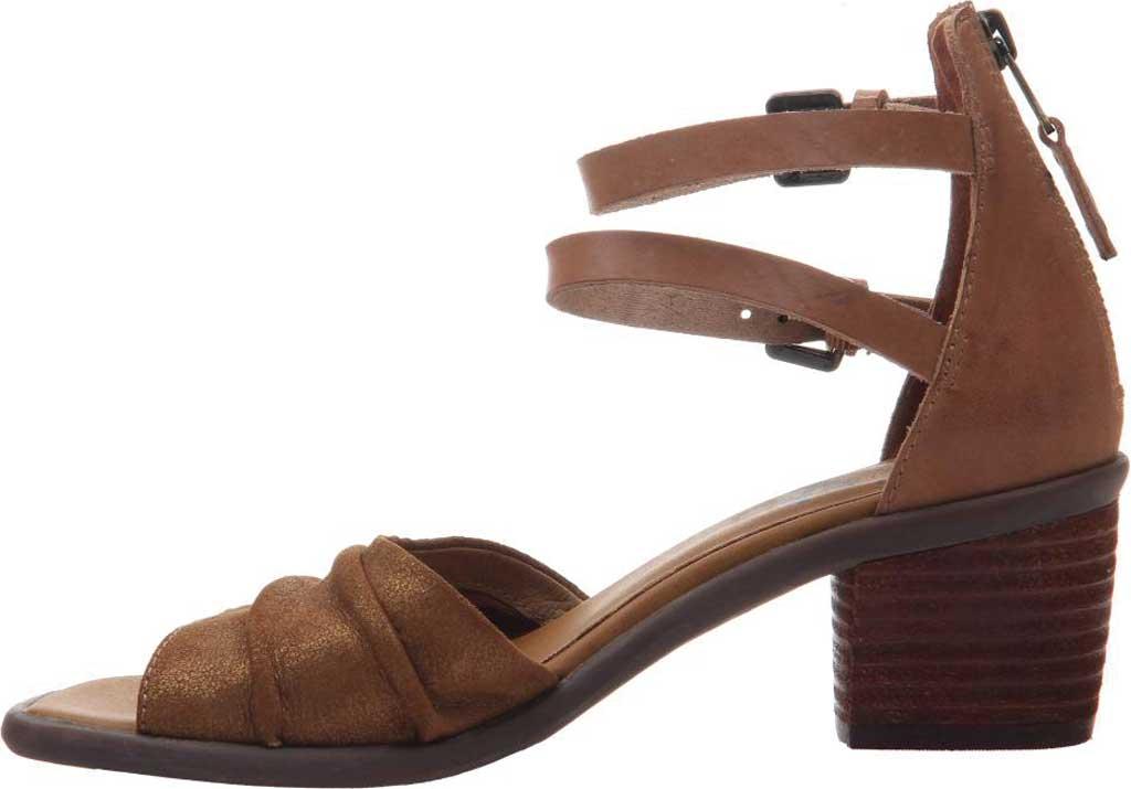 Women's OTBT Boarder Ankle Strap Sandal, Sterling Leather, large, image 3