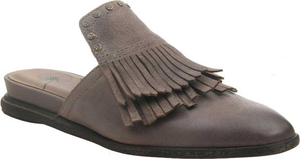 Women's OTBT Gleam Mule, Stone Authentic Leather, large, image 1
