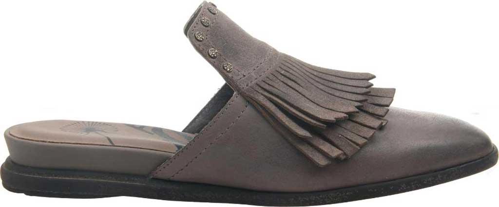 Women's OTBT Gleam Mule, Stone Authentic Leather, large, image 2
