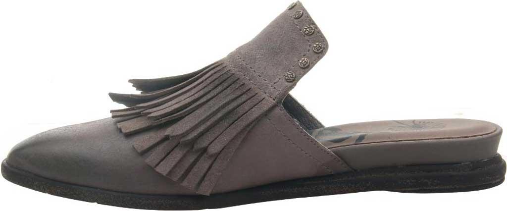 Women's OTBT Gleam Mule, Stone Authentic Leather, large, image 3