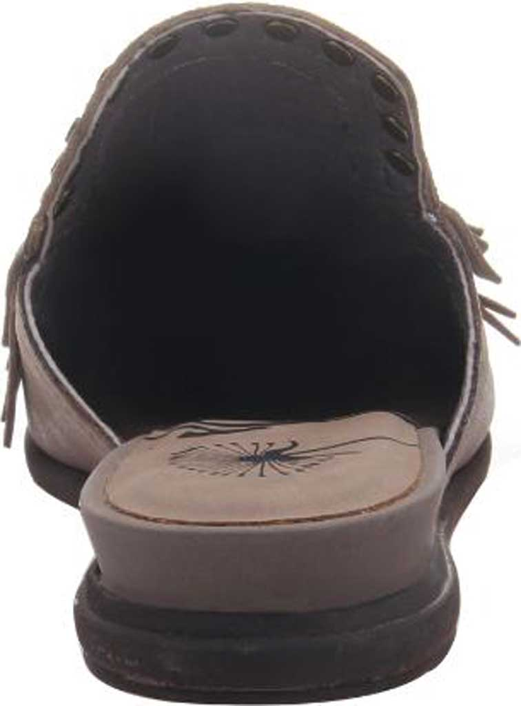 Women's OTBT Gleam Mule, Stone Authentic Leather, large, image 4