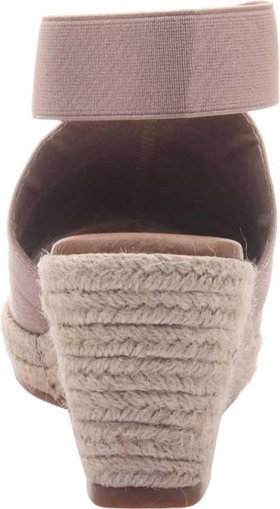 Women's Madeline Sunny Day Espadrille Wedge, Medium Taupe Textile, large, image 4