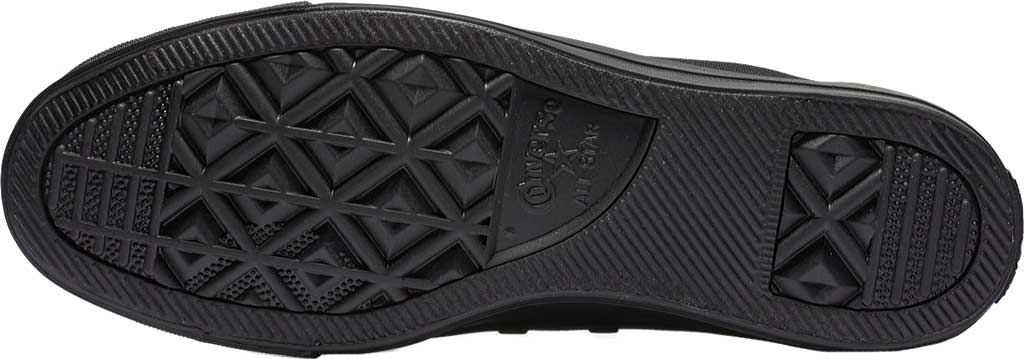 Converse Chuck Taylor All Star Low Sneaker, Black Monochrome, large, image 6