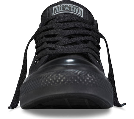 Converse Chuck Taylor All Star Low Sneaker, Black Monochrome, large, image 3