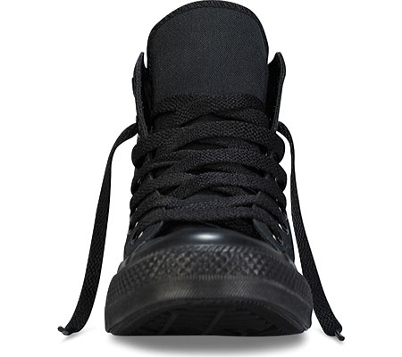 Converse Chuck Taylor All Star High Top Sneaker, Black Monochrome, large, image 3