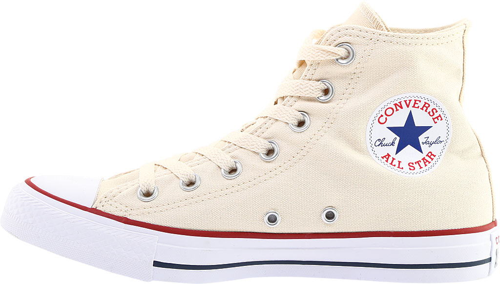 Converse Chuck Taylor All Star High Top Sneaker, Natural Ivory, large, image 3