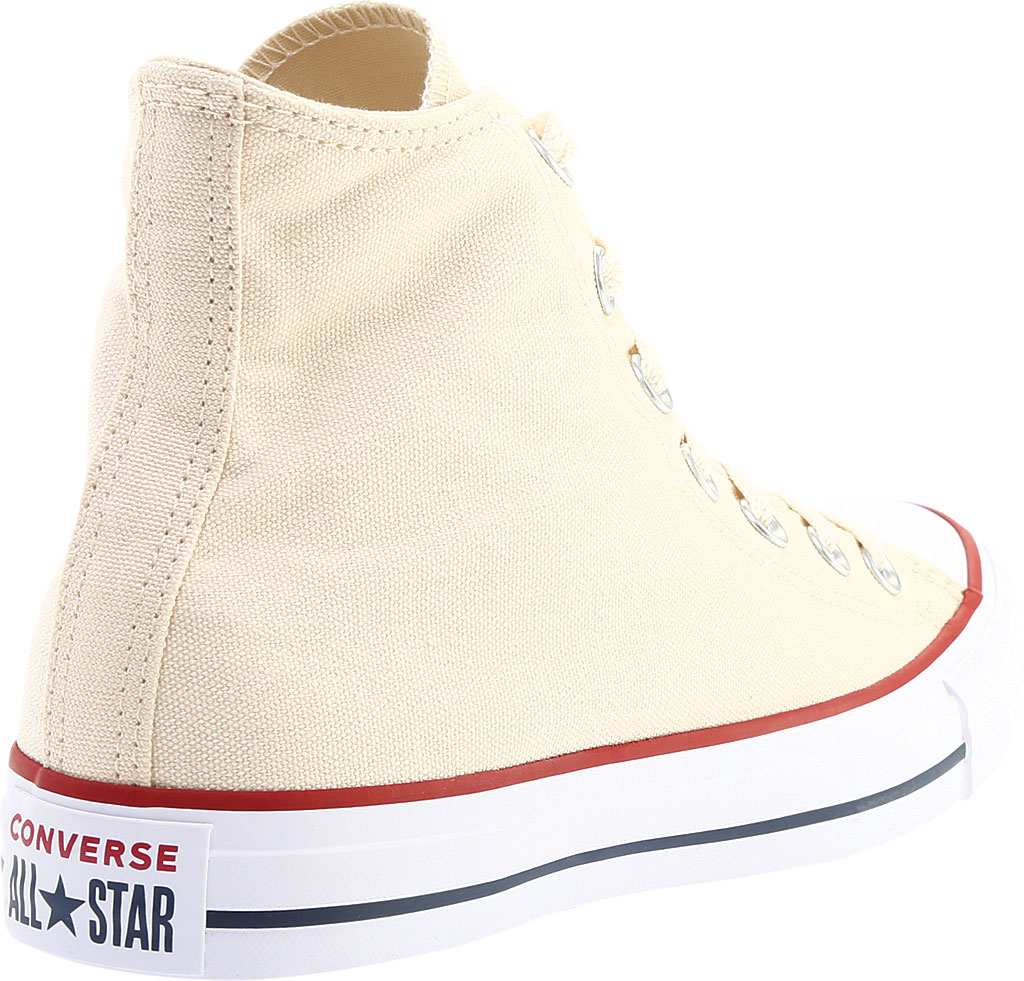Converse Chuck Taylor All Star High Top Sneaker, Natural Ivory, large, image 4