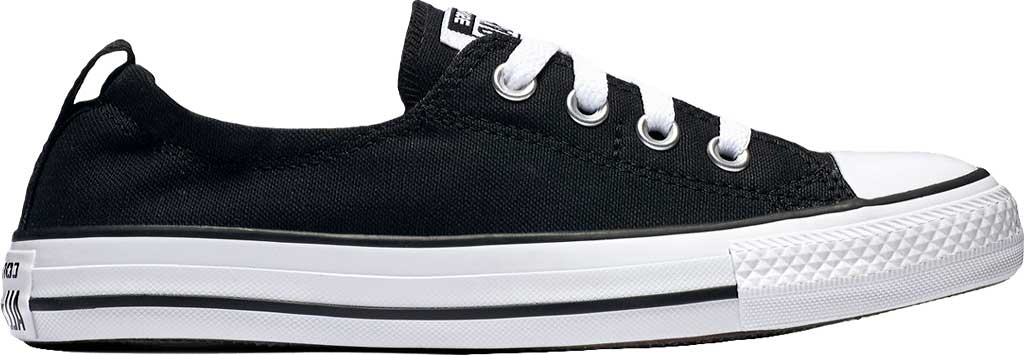 Women's Converse Chuck Taylor All Star Shoreline Sneaker, Black, large, image 1