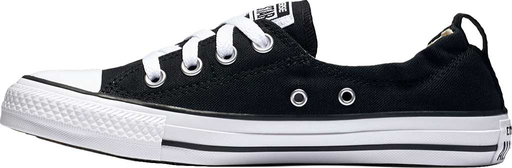 Women's Converse Chuck Taylor All Star Shoreline Sneaker, Black, large, image 2